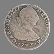 Bolivia, 2 reales 1777