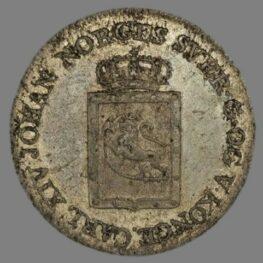 4 skilling 1825
