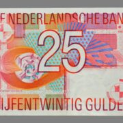 Netherlands, 25 gulden 1992