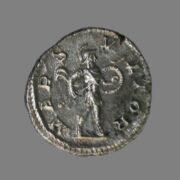 Denarius from Emperor Severus Alexander 232 AD