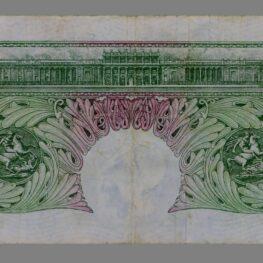 England, 1 pound 1949-1955