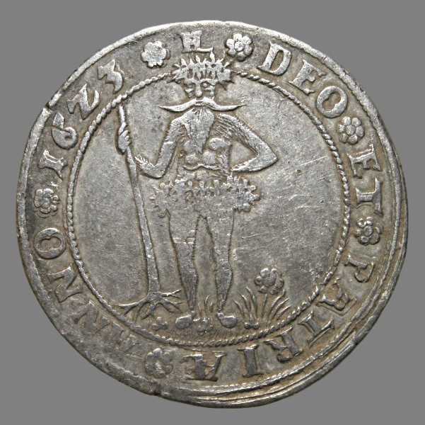 Germany, ½ taler 1623