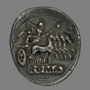 Didrahm dated 225-215 BC