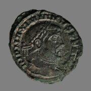 Follis from Emperor Galerius (309-311 AD)