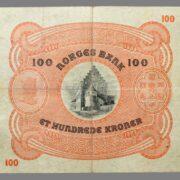 100 kroner 1940