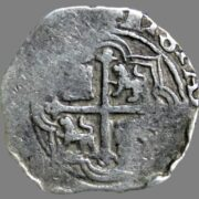 Mexico, 2 reales 1607-1616