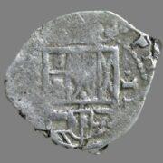 Spain, 2 reales 1599-1621