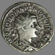 Antoninanus from Emperor Gordianus III (241 AD)